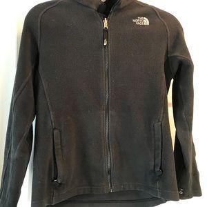 Boys Northface black jacket